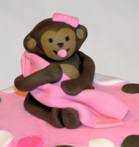 A Sweet Cake Blog Archive Monkey Baby Shower Part 2
